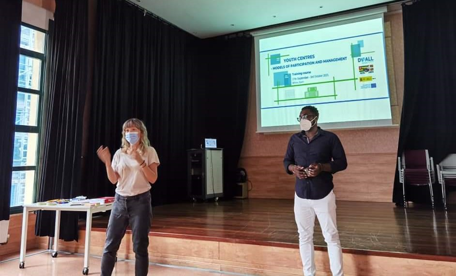 Training Course Youth Center Bilbao